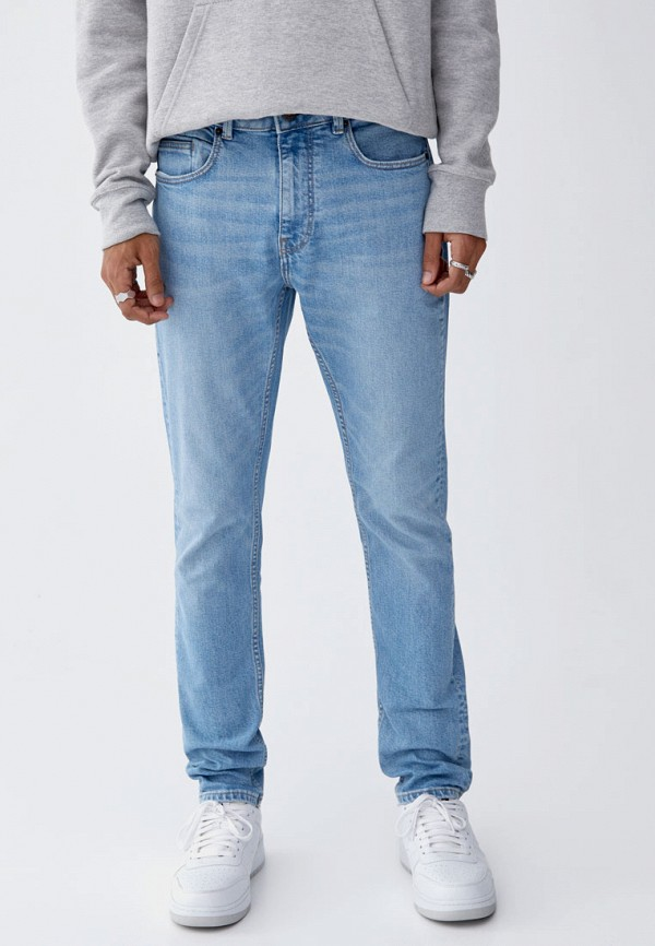 Джинсы Pull&Bear Pull&Bear IX001XM00171 джинсы pull