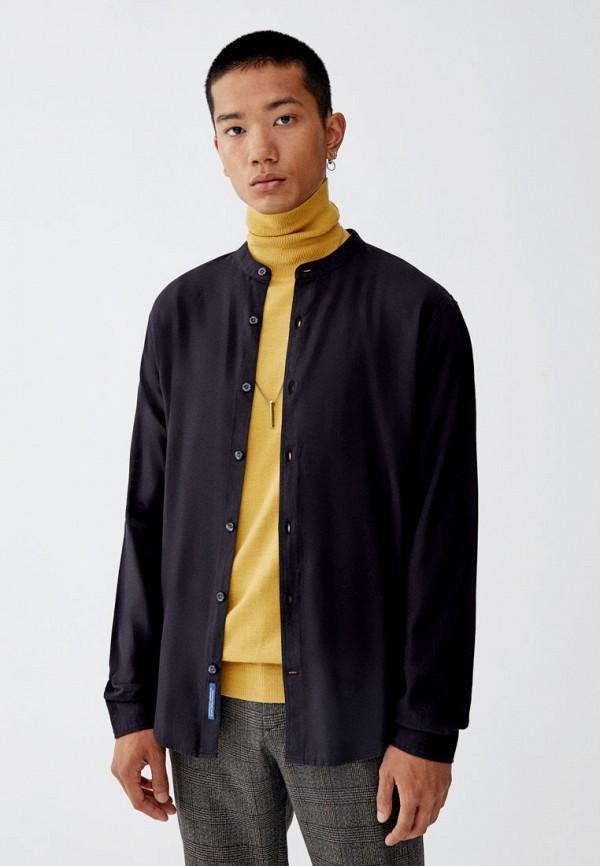 Рубашка Pull&Bear Pull&Bear IX001XM0017G цена 2017