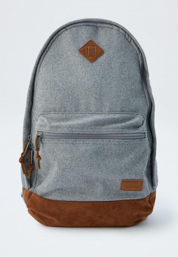 Рюкзак Pull&Bear Pull&Bear IX001XM001BB рюкзак pull