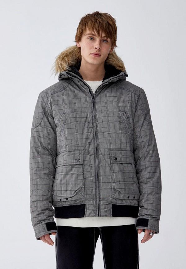 Фото - Куртка утепленная Pull&Bear Pull&Bear IX001XM001EP удочка зимняя swd ice bear 60 см