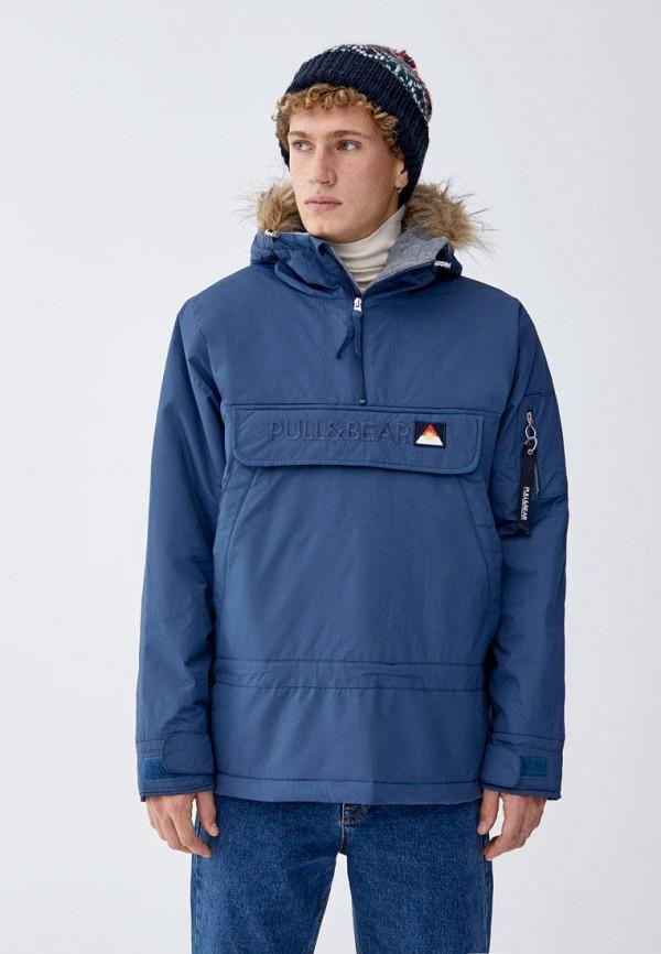 Фото - Куртка утепленная Pull&Bear Pull&Bear IX001XM001EY удочка зимняя swd ice bear 60 см