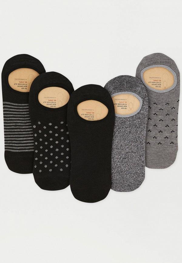 Носки  серый цвета