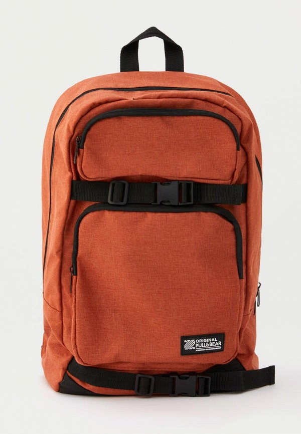Рюкзак Pull&Bear Pull&Bear IX001XM001LD рюкзак pull