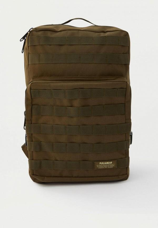 Рюкзак Pull&Bear Pull&Bear IX001XM001LH рюкзак pull