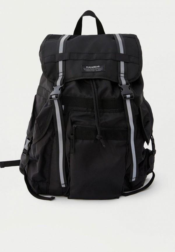 Рюкзак Pull&Bear Pull&Bear IX001XM001LI рюкзак pull