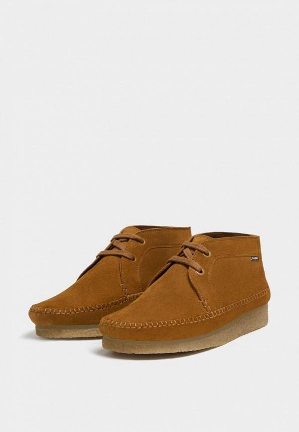Ботинки Pull&Bear Pull&Bear IX001XM001N2 ботинки pull