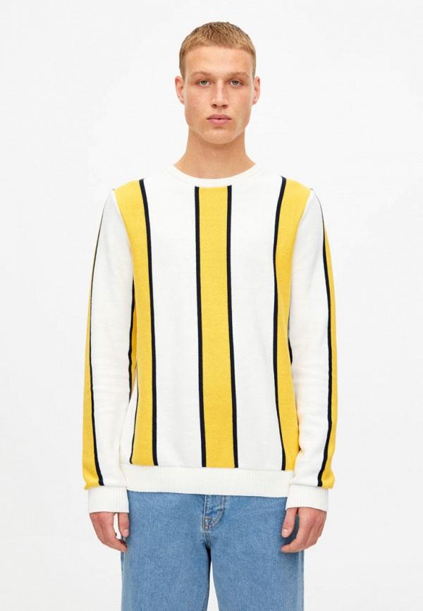 Купить Джемпер Pull&Bear, ix001xm001rs, желтый, Осень-зима 2018/2019