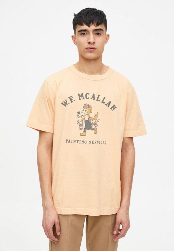 Футболка Pull&Bear Pull&Bear IX001XM002PT футболка pull