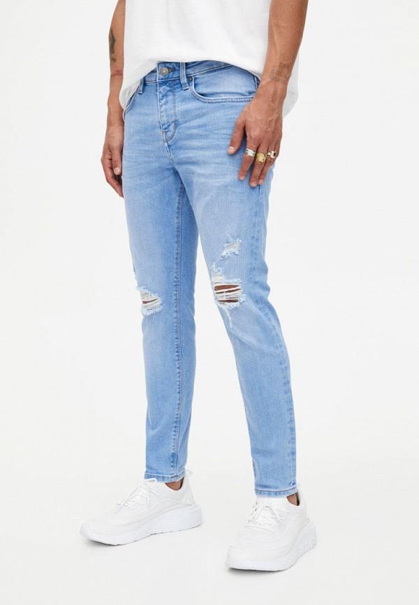 Джинсы Pull&Bear Pull&Bear IX001XM002TL джинсы pull