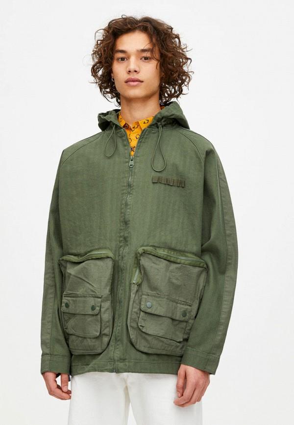 Фото - Куртка Pull&Bear Pull&Bear IX001XM002U6 удочка зимняя swd ice bear 60 см