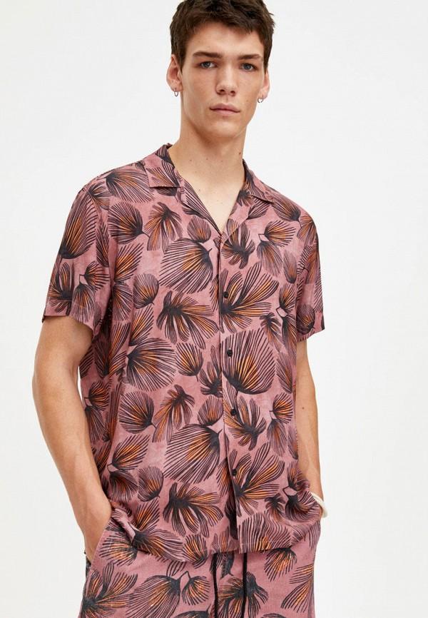 Рубашка Pull&Bear Pull&Bear IX001XM00392 рубашка pull