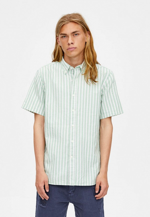 Рубашка Pull&Bear Pull&Bear IX001XM003EX рубашка pull