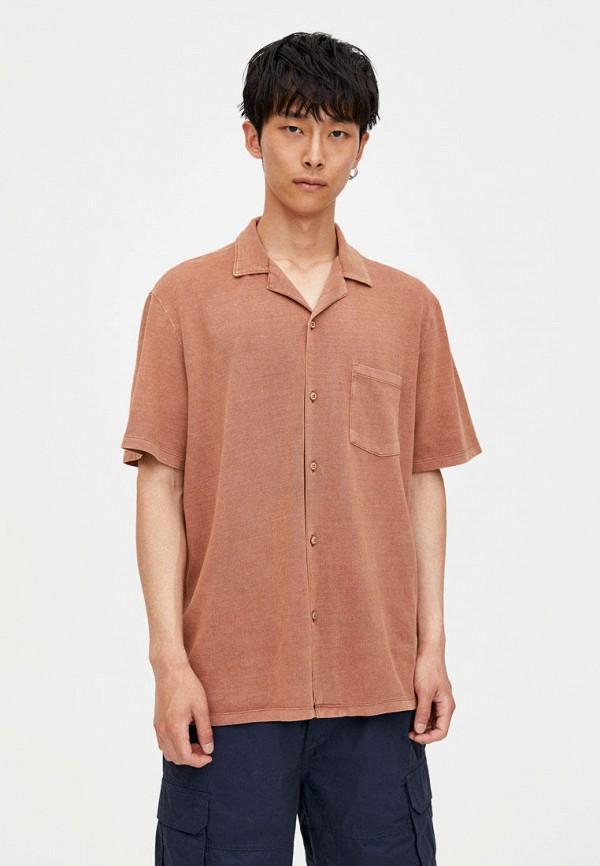 Рубашка Pull&Bear Pull&Bear IX001XM003HN рубашка pull