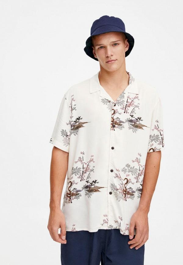 Рубашка Pull&Bear Pull&Bear IX001XM003IY рубашка pull