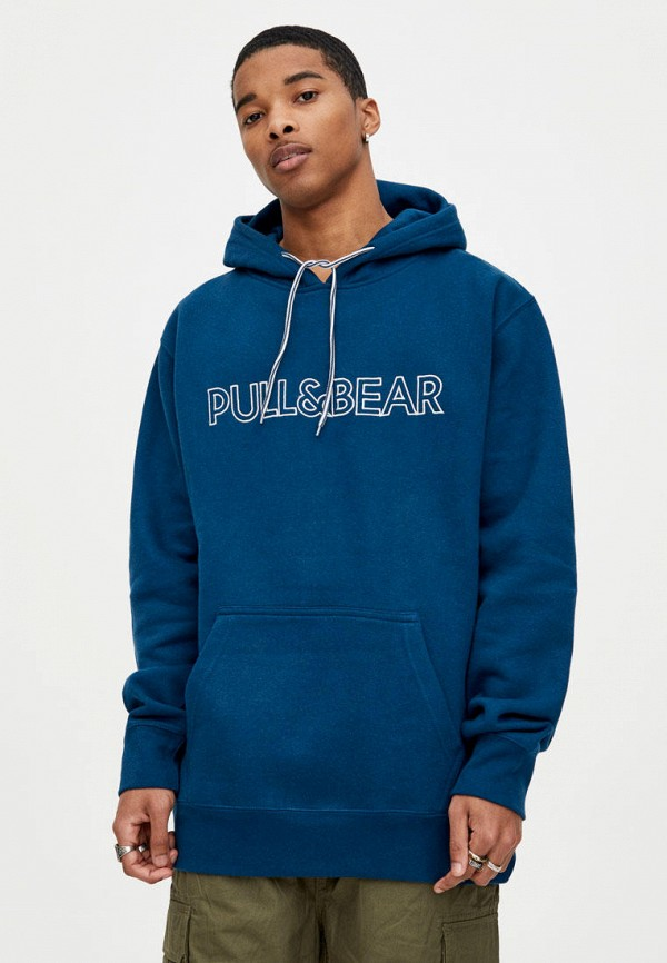 Худи Pull&Bear Pull&Bear IX001XM003K0 худи pull