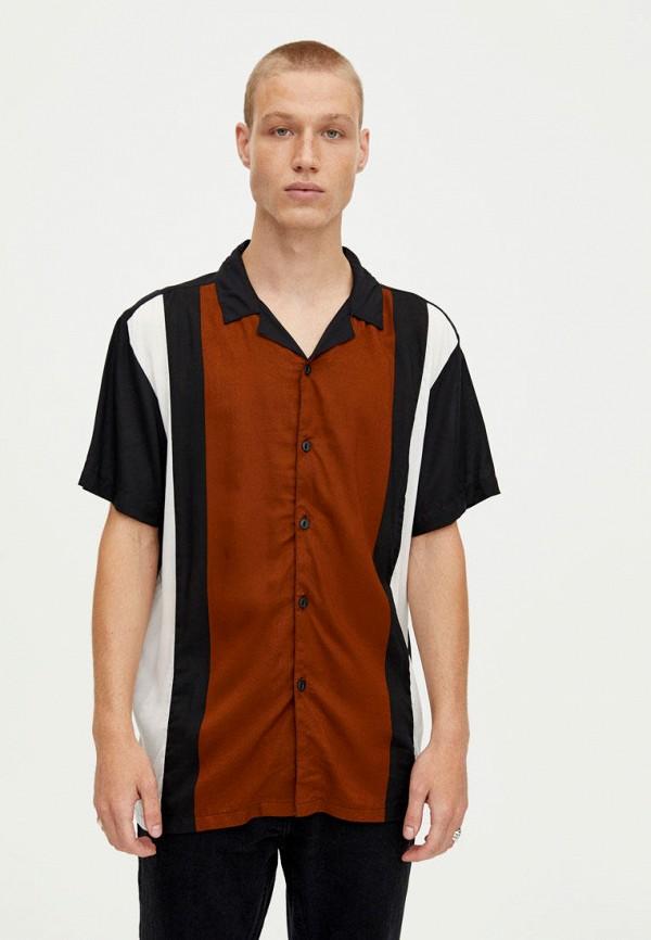 Рубашка Pull&Bear Pull&Bear IX001XM003KE рубашка pull