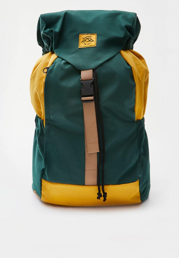 мужской рюкзак pull & bear, разноцветный