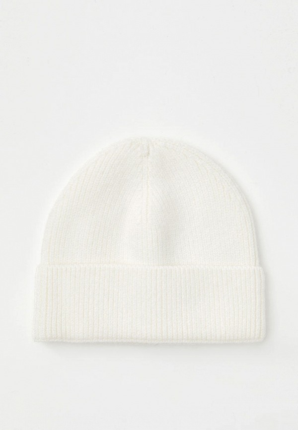 мужская шапка pull & bear, белая