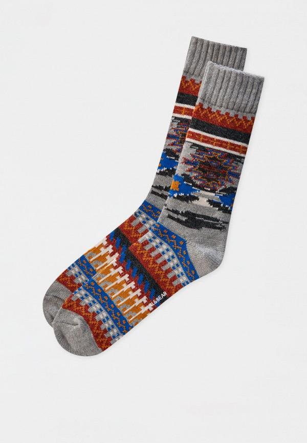 мужские носки pull & bear, разноцветные