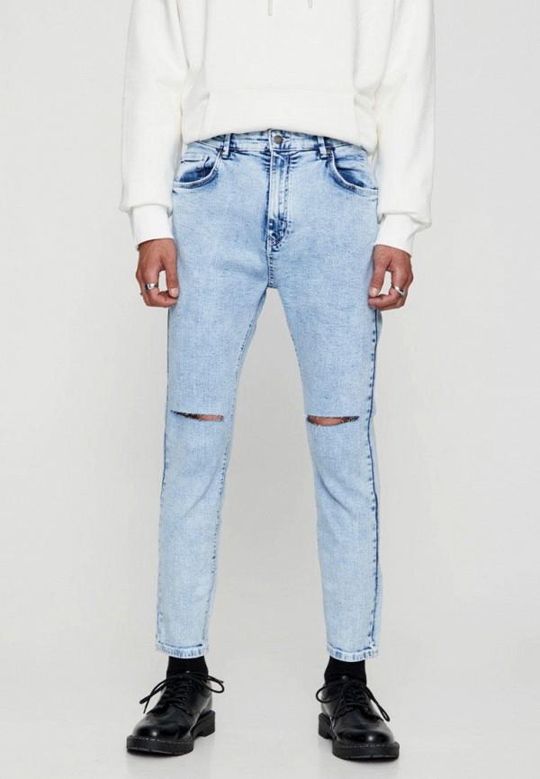 Джинсы Pull&Bear Pull&Bear IX001XM0060J джинсы pull