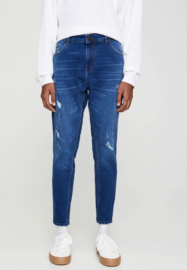 Джинсы Pull&Bear Pull&Bear IX001XM0069E джинсы pull