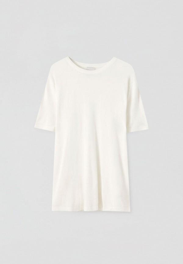Джемпер Pull&Bear цвет белый