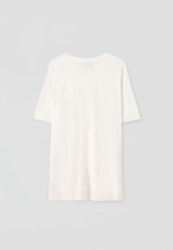 Джемпер Pull&Bear цвет белый  Фото 2