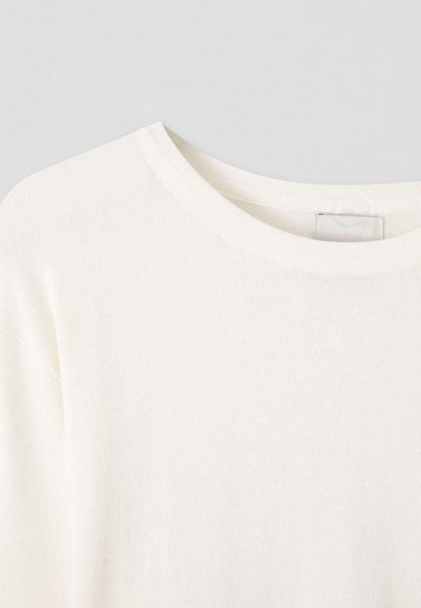 Джемпер Pull&Bear цвет белый  Фото 4