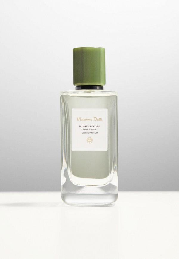 мужская парфюмерная вода massimo dutti