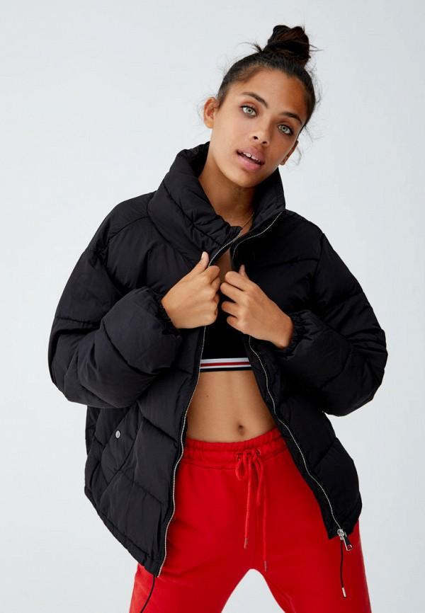 Фото - Куртка утепленная Pull&Bear Pull&Bear IX001XW0001N удочка зимняя swd ice bear 60 см