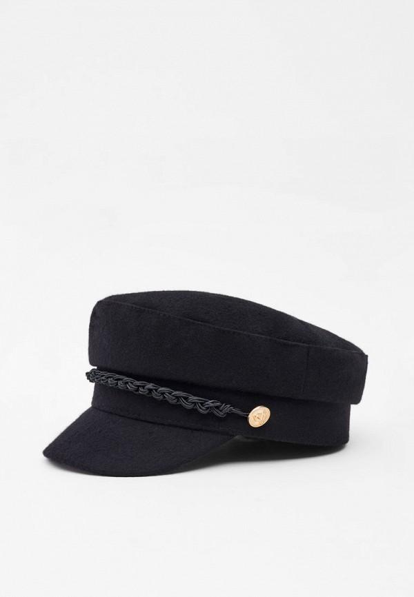 Купить Шляпа Pull&Bear, ix001xw000xj, черный, Осень-зима 2018/2019