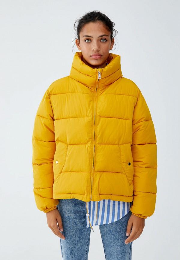 Фото - Куртка утепленная Pull&Bear Pull&Bear IX001XW000ZD удочка зимняя swd ice bear 60 см