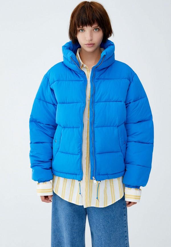 Фото - Куртка утепленная Pull&Bear Pull&Bear IX001XW000ZG удочка зимняя swd ice bear 60 см