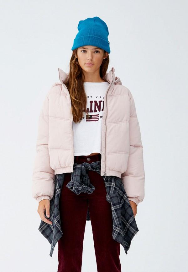 Фото - Куртка утепленная Pull&Bear Pull&Bear IX001XW00107 удочка зимняя swd ice bear 60 см