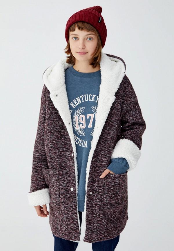 Фото - Пальто Pull&Bear Pull&Bear IX001XW0015L удочка зимняя swd ice bear 60 см