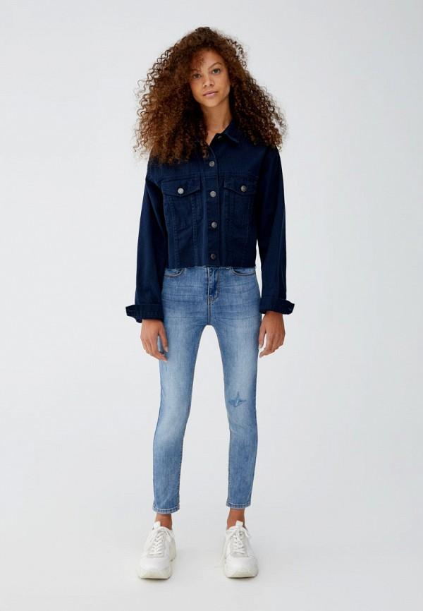 Джинсы Pull&Bear Pull&Bear IX001XW00171 джинсы 40 недель джинсы
