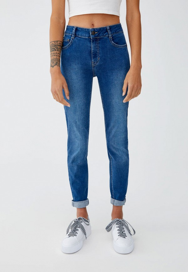 Джинсы Pull&Bear Pull&Bear IX001XW001AY джинсы 40 недель джинсы