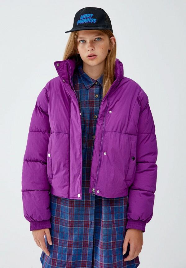 Фото - Куртка утепленная Pull&Bear Pull&Bear IX001XW001B7 удочка зимняя swd ice bear 60 см