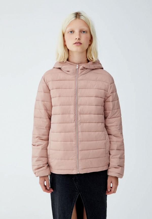 Фото - Куртка утепленная Pull&Bear Pull&Bear IX001XW001BC удочка зимняя swd ice bear 60 см