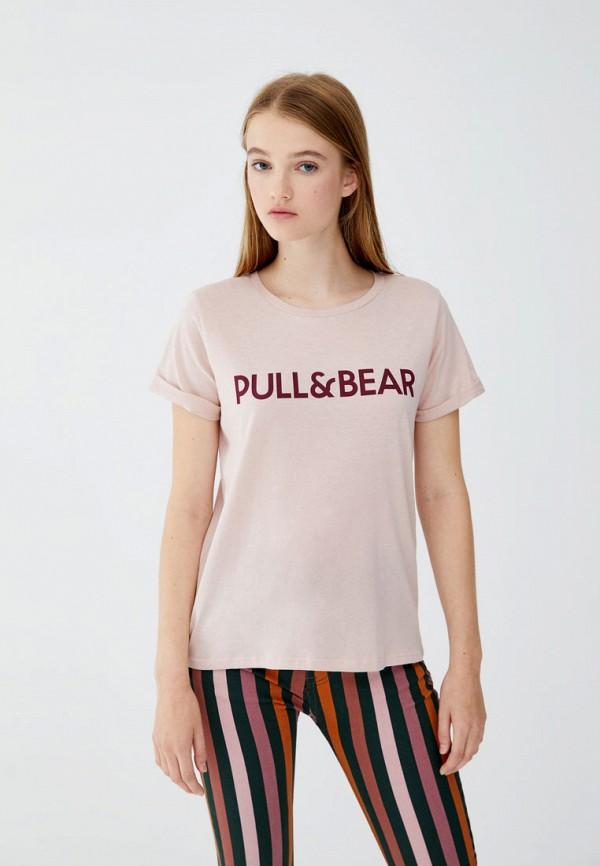 Фото - Футболка Pull&Bear Pull&Bear IX001XW0020P удочка зимняя swd ice bear 60 см