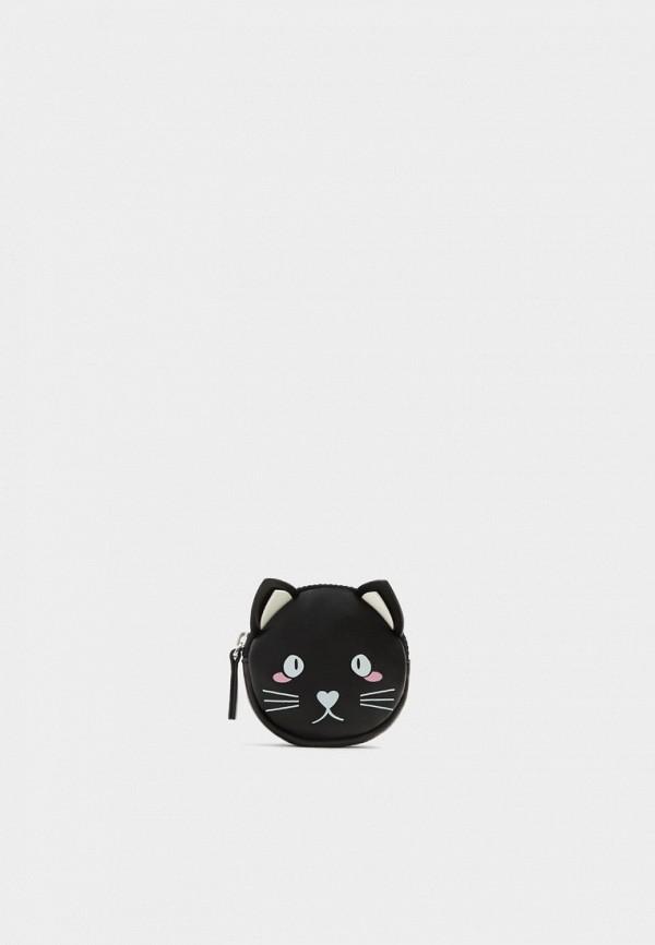 Кошелек  черный цвета