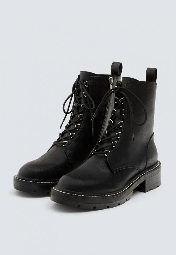 Ботинки Pull&Bear Pull&Bear IX001XW002B0 ботинки pull