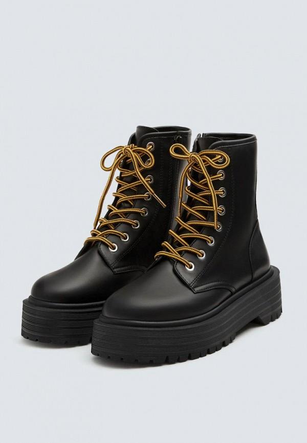 Ботинки Pull&Bear Pull&Bear IX001XW002B2 ботинки pull