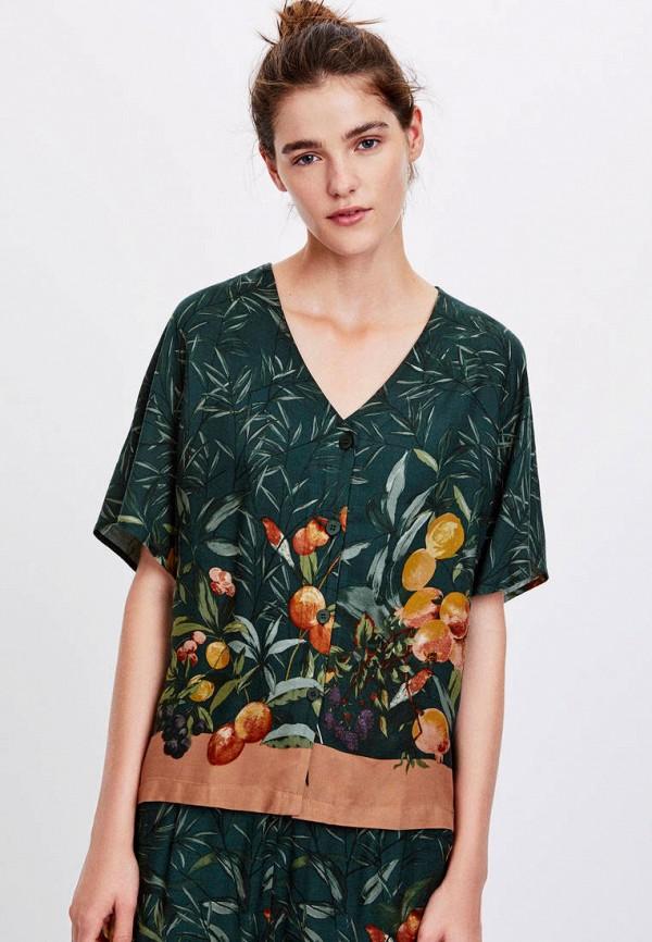 Рубашка домашняя Oysho Oysho IX001XW002EV футболка домашняя oysho oysho ix001xw000om