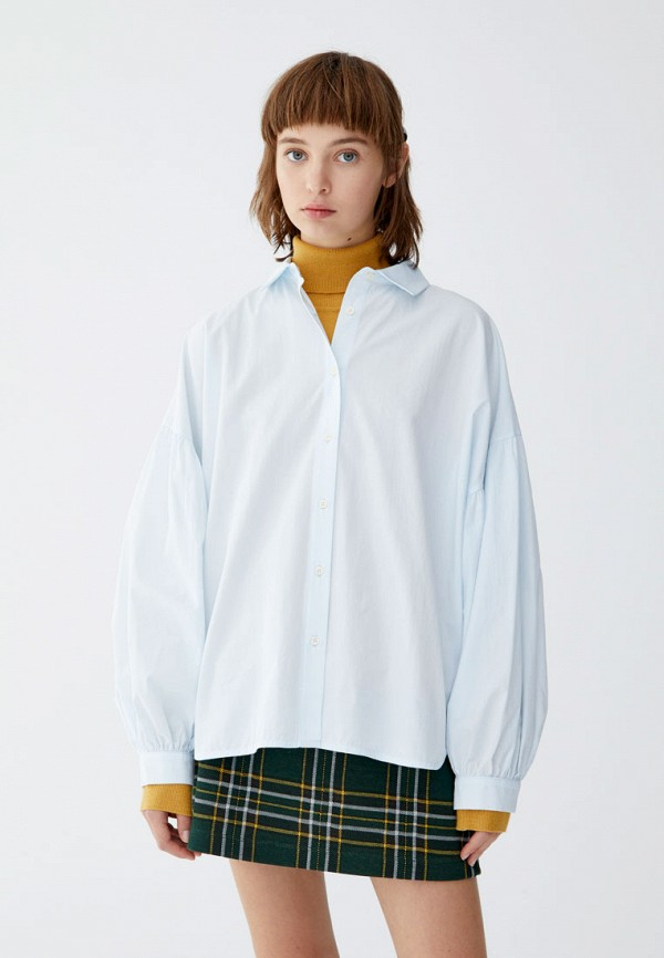 Блуза Pull&Bear Pull&Bear IX001XW002IO удочка зимняя swd ice bear 60 см