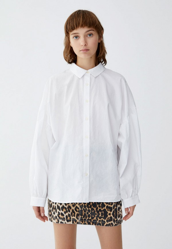 Фото - Блуза Pull&Bear Pull&Bear IX001XW002IS удочка зимняя swd ice bear 60 см