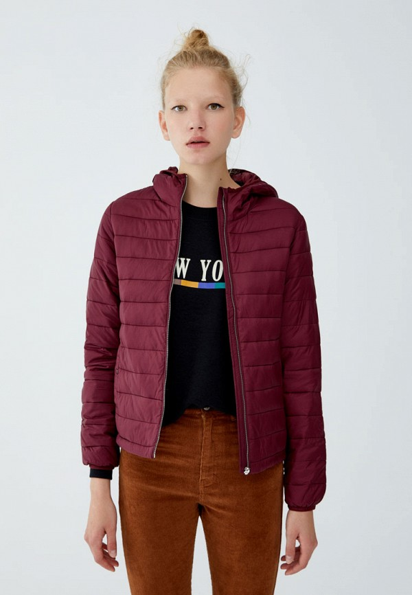 Фото - Куртка утепленная Pull&Bear Pull&Bear IX001XW002LD удочка зимняя swd ice bear 60 см