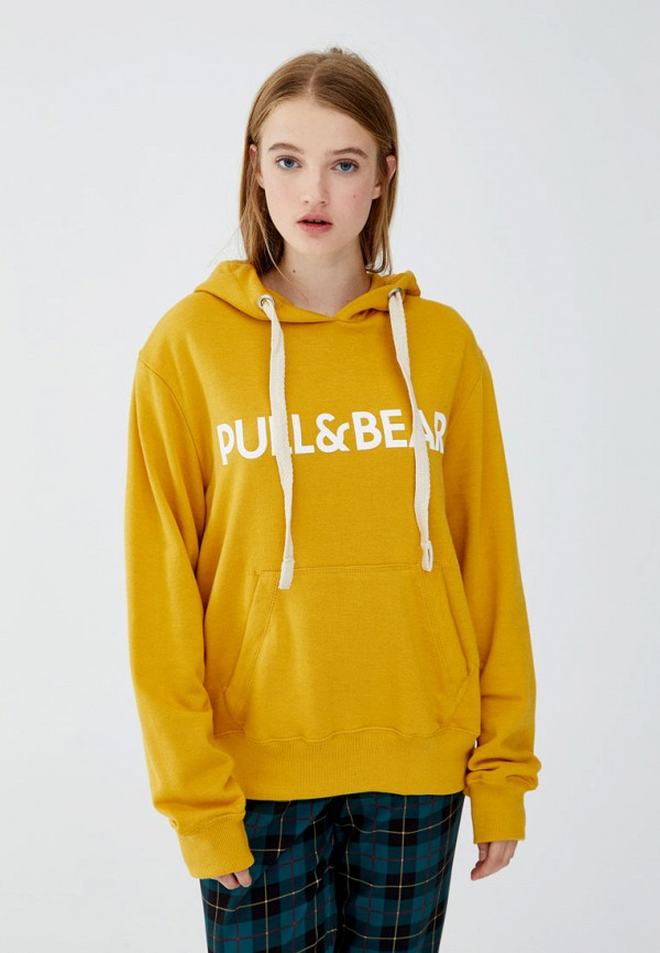 Худи Pull&Bear Pull&Bear IX001XW002Z4 худи print bar сид уилсон