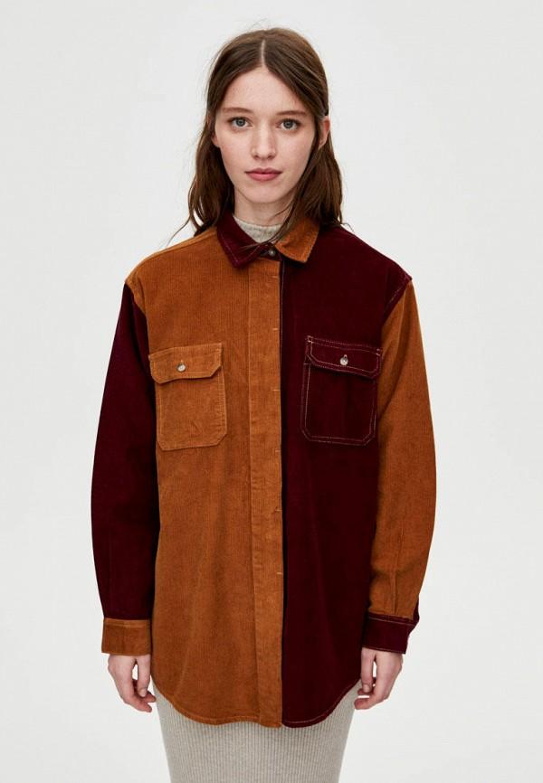 Фото - Рубашка Pull&Bear Pull&Bear IX001XW003CD удочка зимняя swd ice bear 60 см