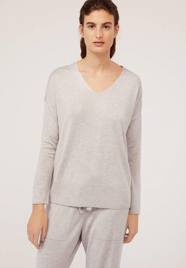 Пуловер домашний Oysho Oysho IX001XW0046Q халат домашний oysho oysho ix001xw001s8